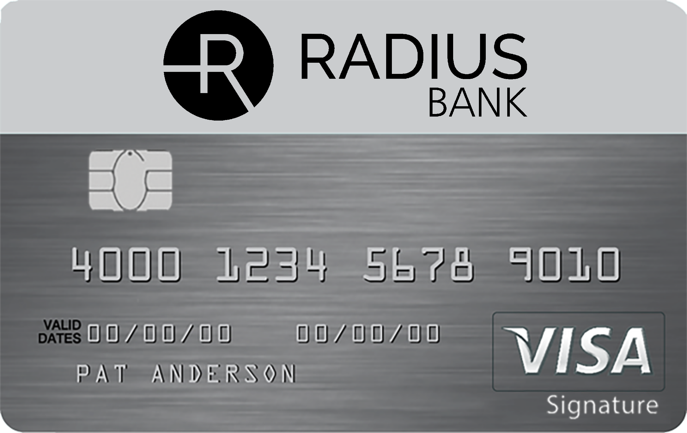 Visa<sup>®</sup> Real Rewards Card<sup>1</sup>